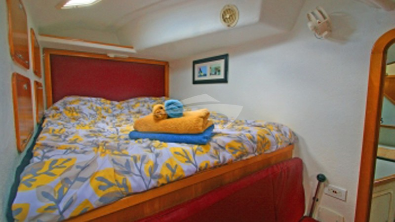 RUBICON :: Starboard Queen Stateroom