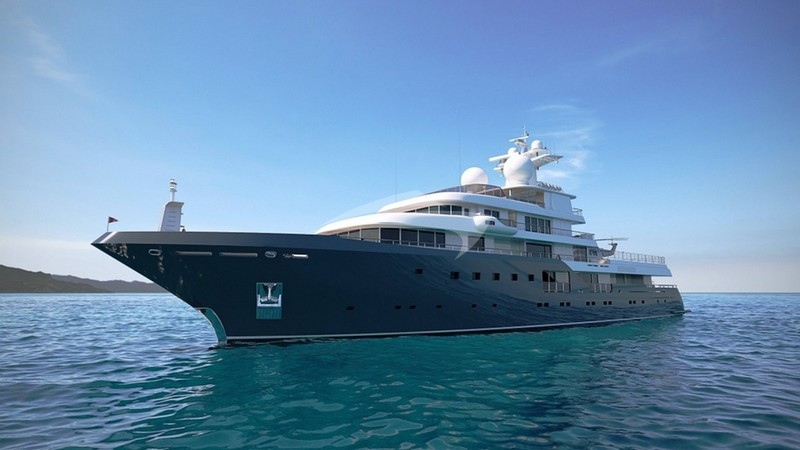 PLANET NINE Yacht Charter