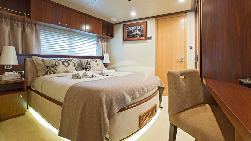 XO OF THE SEAS :: Master stateroom