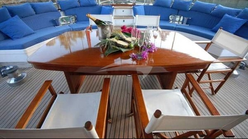 SIRIUS :: Deck Seating