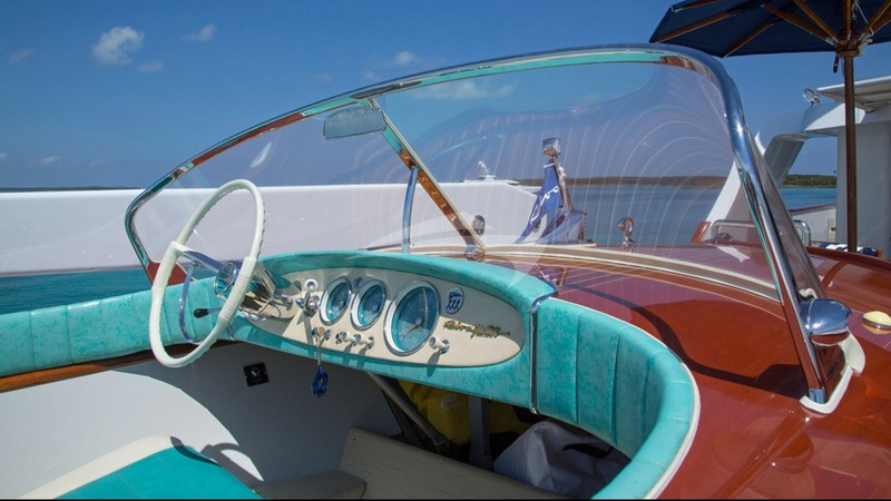 18' Riva Junior tender