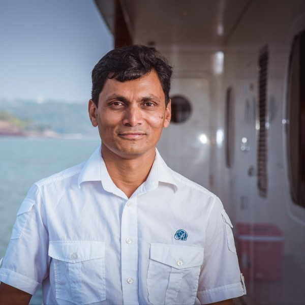 Chief Officer: Mohsin Mahadkar