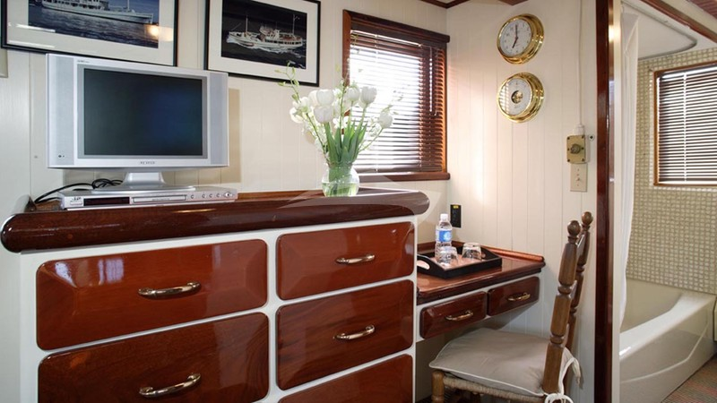 PACIFIC YELLOWFIN :: VIP Stateroom - Photo #2