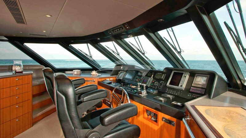 MURPHYS LAW :: Pilothouse