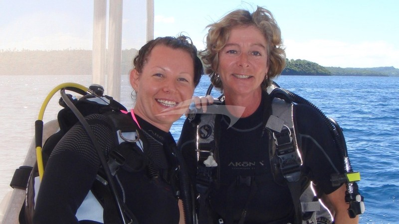 Dive Buddies - TWO IF BY SEA Yacht Charter