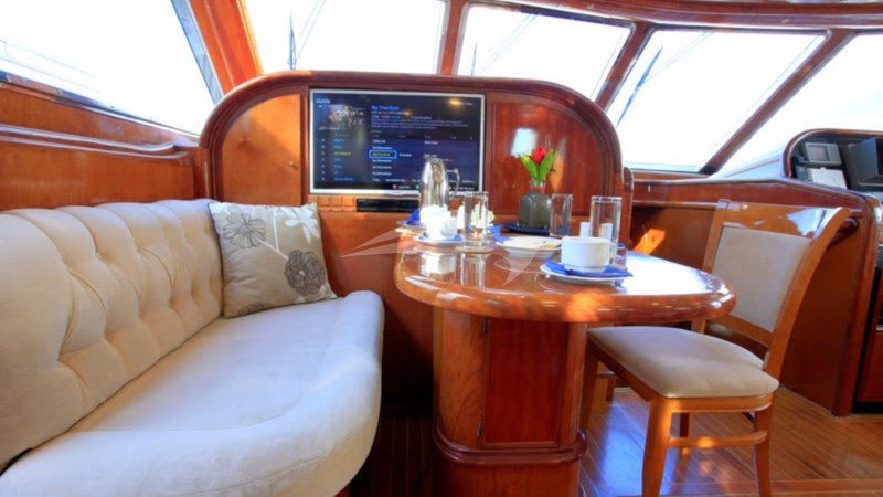 - TROIA Charter Yacht