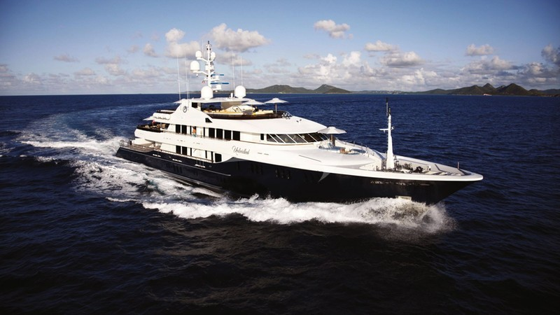 UNBRIDLED Yacht Charter