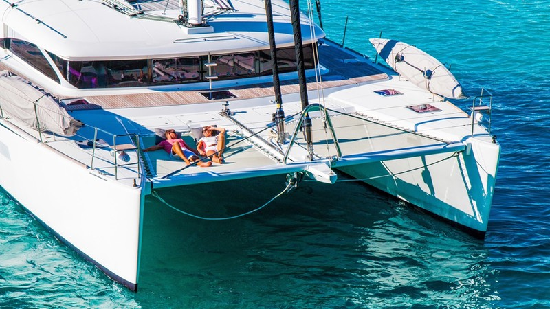 LADY KATLO :: Luxury Catamaran
