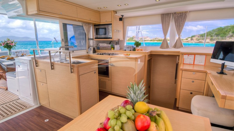 Interior - GYPSY PRINCESS Charter Yacht