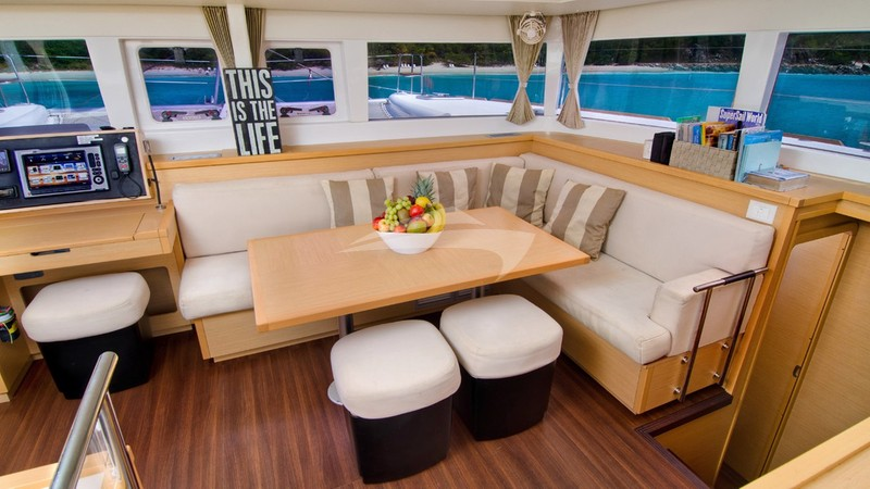 Interior - GYPSY PRINCESS Yacht Charter