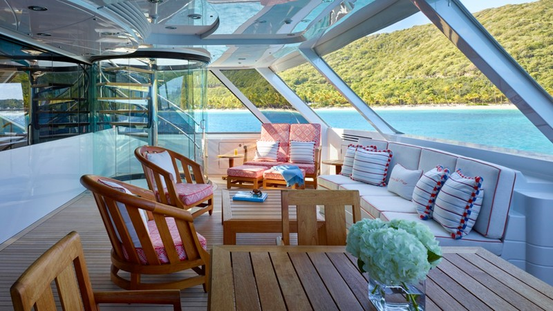 VICTORIA DEL MAR :: Master Private Deck