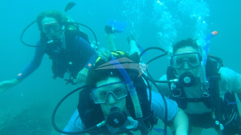 We do resort course to scuba certification