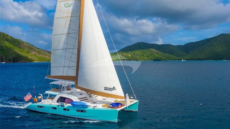 GOOD VIBRATIONS :: Sail the Caribbean with Good Vibrations!