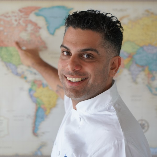 Chef: BLAIR SILVA