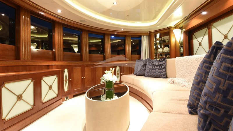 LADY MICHELLE :: Master Stateroom
