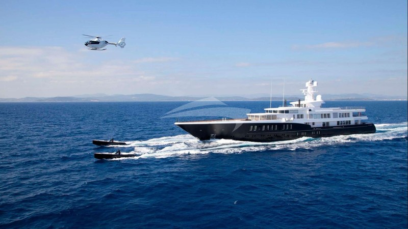 AIR Yacht for Charter