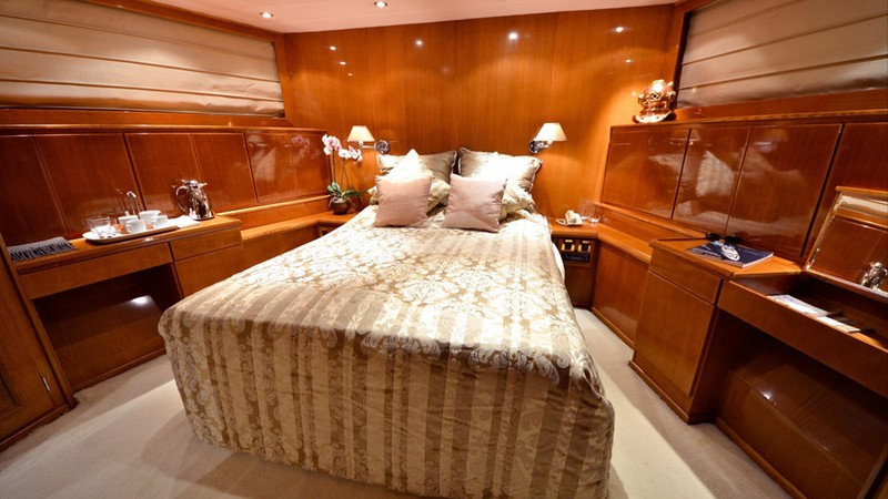 EVIDENCE :: Master Stateroom