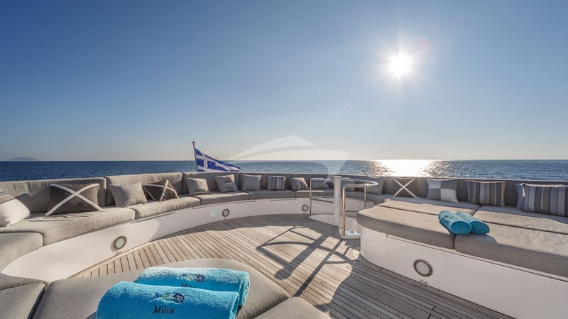 MILOS AT SEA :: Sun Deck