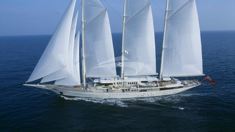 ATHENA Yacht for Charter