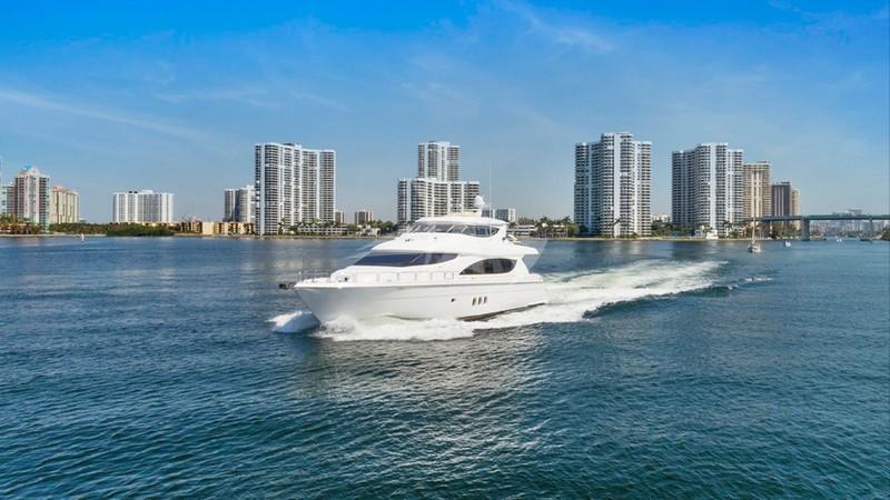 Northeast Charter Yacht