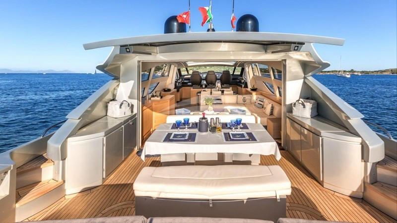 FOR EVER :: Aft Deck