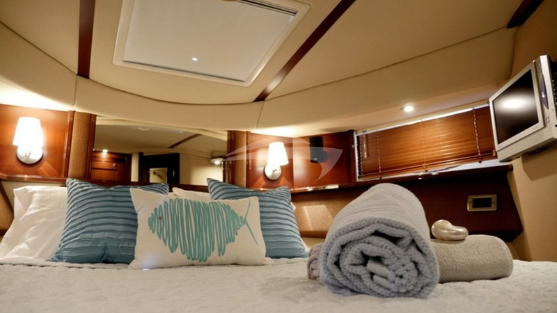 Forward Queen Guest Cabin