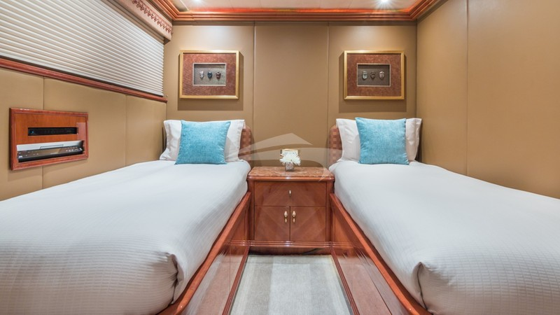 2nd Twin Stateroom