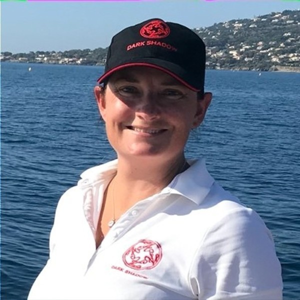 First Mate: Philippa Hilditch