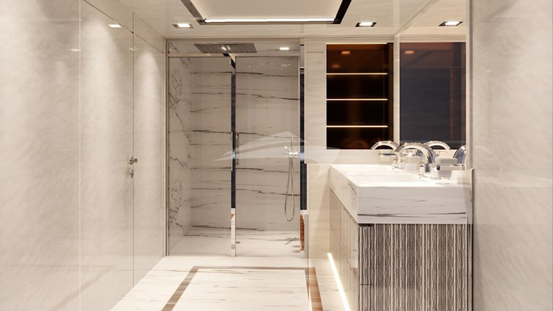 O'MATHILDE :: ensuite bathroom