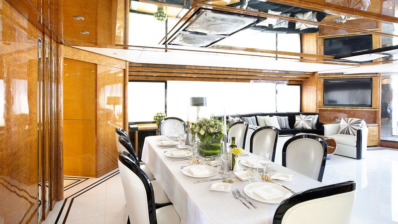 MILOS AT SEA :: Dining