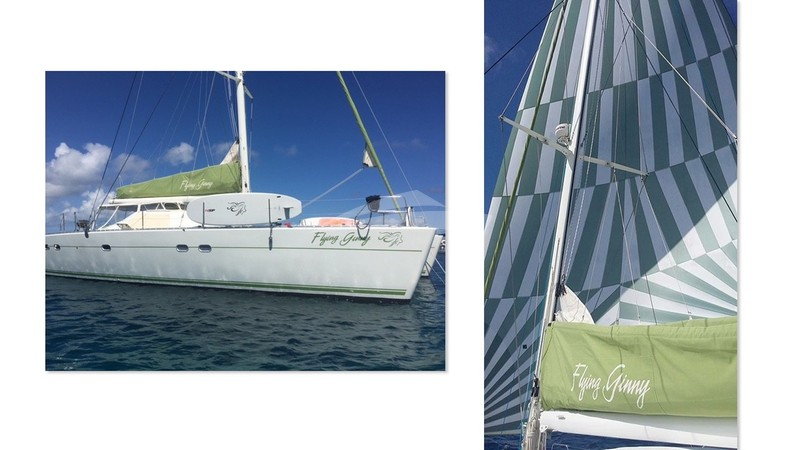 - FLYING GINNY Yacht Charter