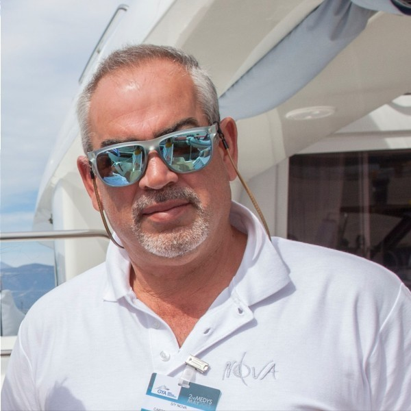 Captain: Costas Chiotis