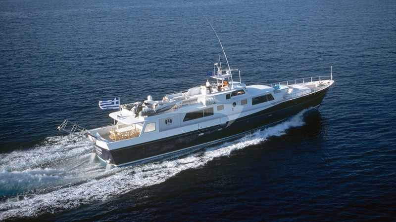 ALLAHOU Yacht Charter