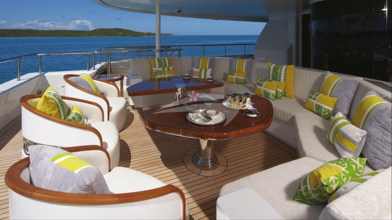AMARYLLIS Power yacht