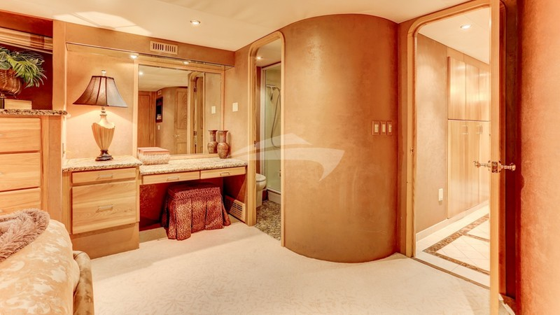 VIP Vanity with access to private bath