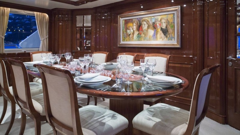 ACCAMA :: Formal Dining