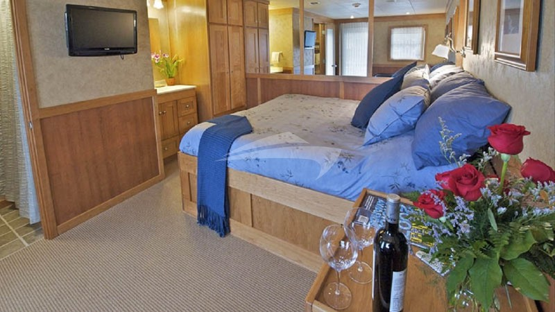 Captain Stateroom