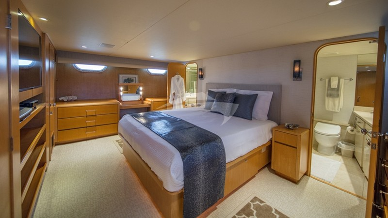 IMPULSE :: The Master Stateroom