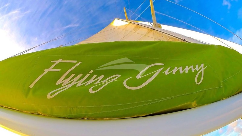 FLYING GINNY! - FLYING GINNY Yacht Charter