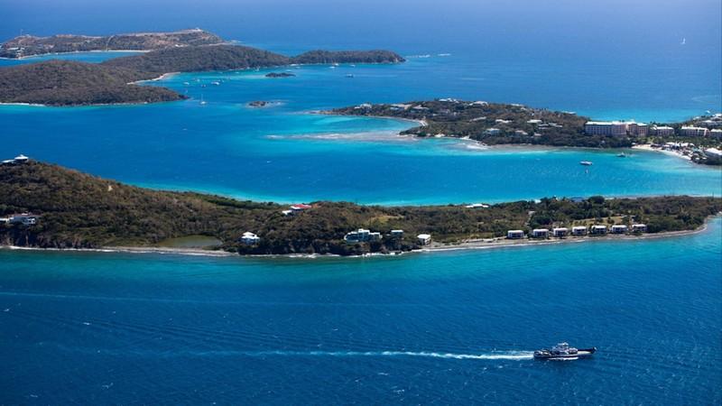 Ocean Ferry - British Virgin Islands