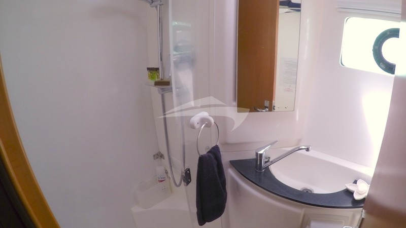 Ensuite head and shower