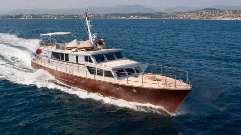 TEMPEST WS Yacht Charter
