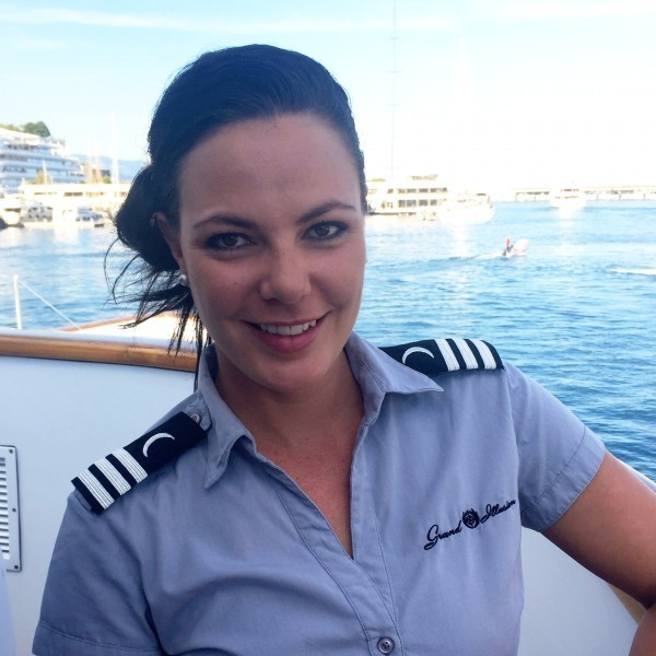 Chief Stewardess: Melany De Beer
