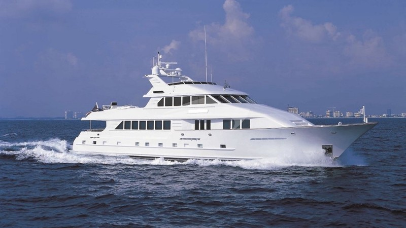 SERENITY Yacht Charter