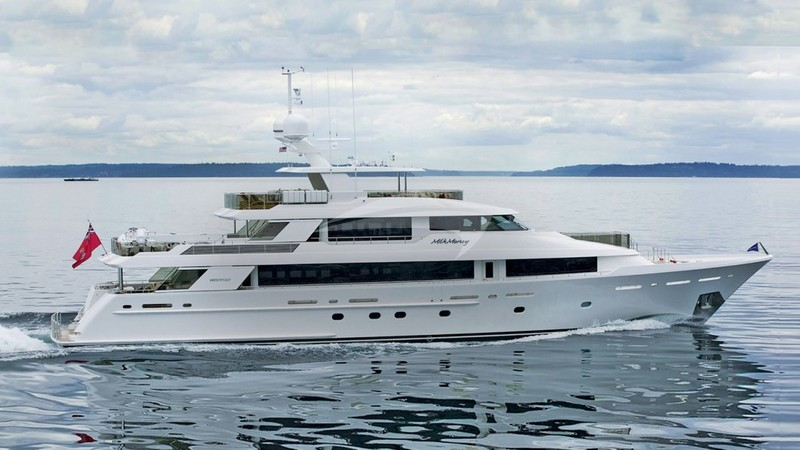 MILK MONEY Yacht Charter