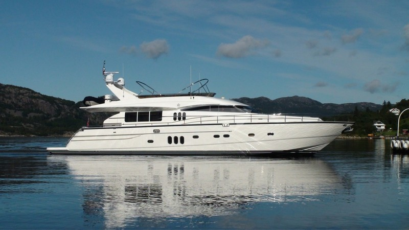 ANNE VIKING Yacht Charter
