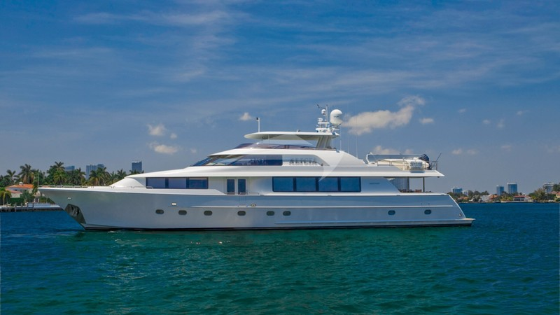 ALICIA Yacht Charter