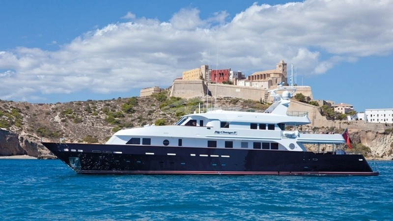 BIG CHANGE II Yacht Charter