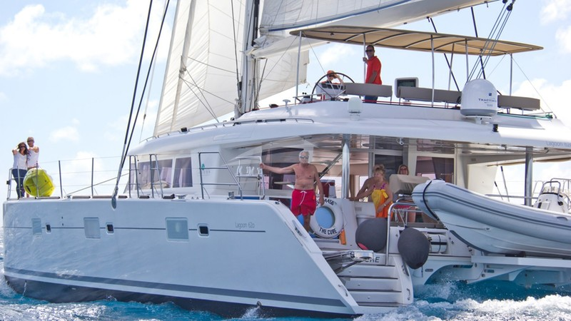THE CURE Yacht Charter