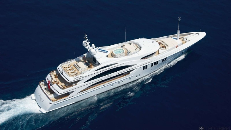 ANDREAS L Yacht Charter